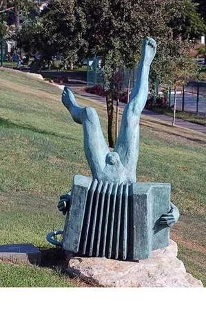 Странные, интересные, забавные памятники